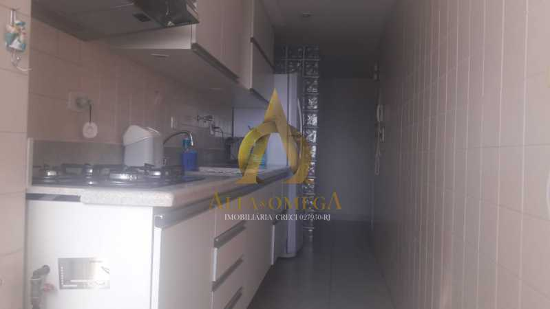 444e81bf-7874-4b6d-840c-863332 - Apartamento 2 Quartos Para Alugar Barra da Tijuca, Rio de Janeiro - R$ 1.800 - AO20295L - 14