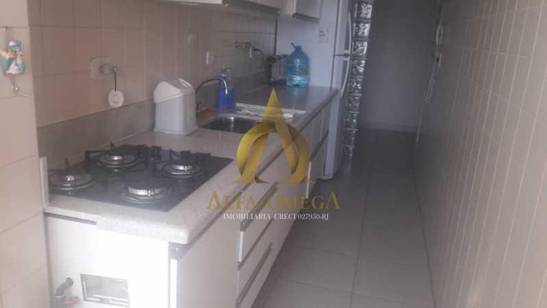 254205ed-c7f9-4b59-96f1-4cf395 - Apartamento 2 Quartos Para Alugar Barra da Tijuca, Rio de Janeiro - R$ 1.800 - AO20295L - 15