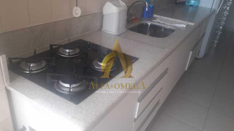 ae16fe43-700e-4708-b901-d97b25 - Apartamento 2 Quartos Para Alugar Barra da Tijuca, Rio de Janeiro - R$ 1.800 - AO20295L - 16