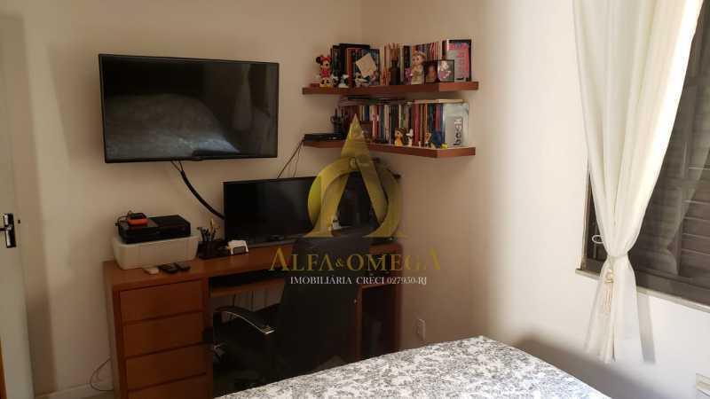 1 - Apartamento Rua Oswaldo Lussac,Taquara,Rio de Janeiro,RJ À Venda,2 Quartos,59m² - AOJ20118 - 7