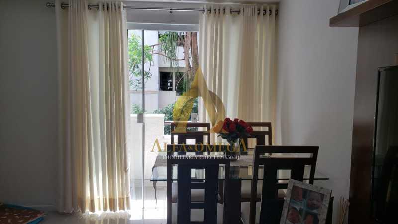 3 - Apartamento Rua Oswaldo Lussac,Taquara,Rio de Janeiro,RJ À Venda,2 Quartos,59m² - AOJ20118 - 5
