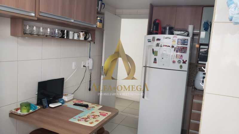 6 - Apartamento Rua Oswaldo Lussac,Taquara,Rio de Janeiro,RJ À Venda,2 Quartos,59m² - AOJ20118 - 22