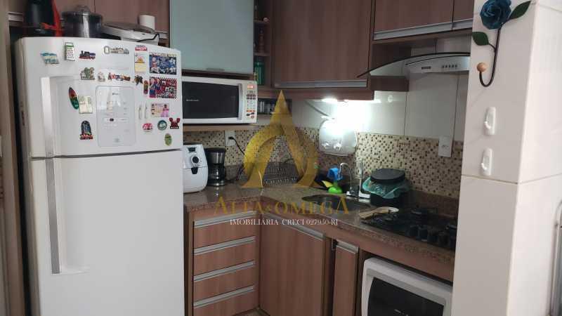 8 - Apartamento Rua Oswaldo Lussac,Taquara,Rio de Janeiro,RJ À Venda,2 Quartos,59m² - AOJ20118 - 24