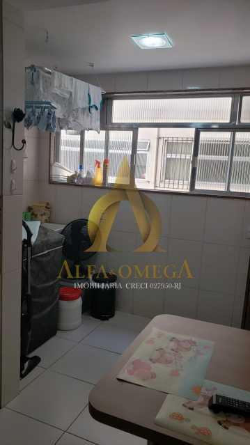9 - Apartamento Rua Oswaldo Lussac,Taquara,Rio de Janeiro,RJ À Venda,2 Quartos,59m² - AOJ20118 - 26