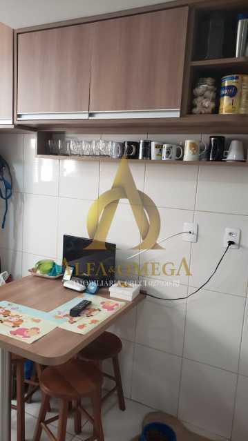 10 - Apartamento Rua Oswaldo Lussac,Taquara,Rio de Janeiro,RJ À Venda,2 Quartos,59m² - AOJ20118 - 27