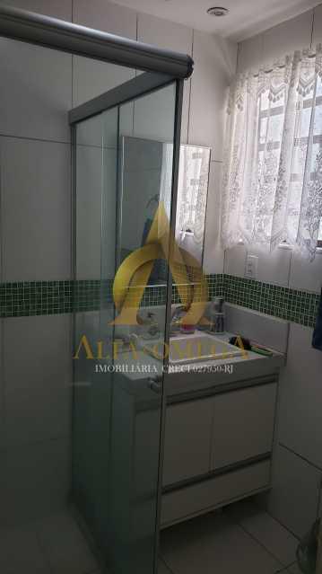 12 - Apartamento Rua Oswaldo Lussac,Taquara,Rio de Janeiro,RJ À Venda,2 Quartos,59m² - AOJ20118 - 19
