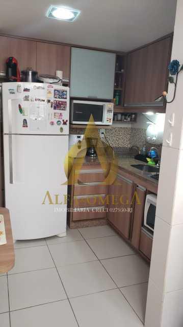 14 - Apartamento Rua Oswaldo Lussac,Taquara,Rio de Janeiro,RJ À Venda,2 Quartos,59m² - AOJ20118 - 28