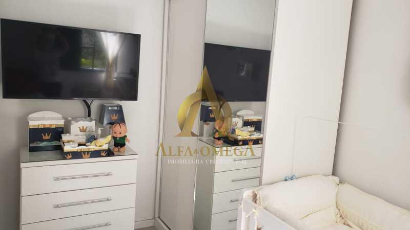 16 - Apartamento Rua Oswaldo Lussac,Taquara,Rio de Janeiro,RJ À Venda,2 Quartos,59m² - AOJ20118 - 10