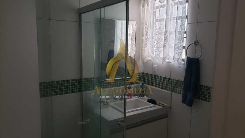 18 - Apartamento Rua Oswaldo Lussac,Taquara,Rio de Janeiro,RJ À Venda,2 Quartos,59m² - AOJ20118 - 20