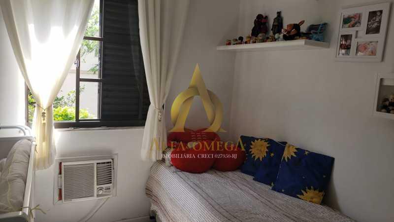 19 - Apartamento Rua Oswaldo Lussac,Taquara,Rio de Janeiro,RJ À Venda,2 Quartos,59m² - AOJ20118 - 13
