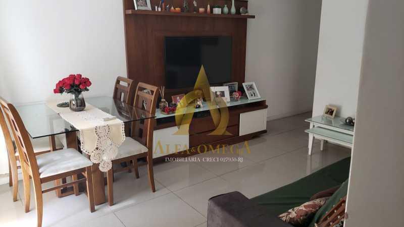 20 - Apartamento Rua Oswaldo Lussac,Taquara,Rio de Janeiro,RJ À Venda,2 Quartos,59m² - AOJ20118 - 4