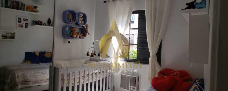 25 - Apartamento Rua Oswaldo Lussac,Taquara,Rio de Janeiro,RJ À Venda,2 Quartos,59m² - AOJ20118 - 17