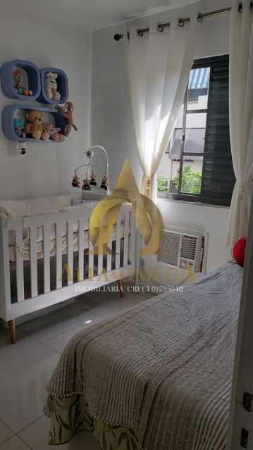 26 - Apartamento Rua Oswaldo Lussac,Taquara,Rio de Janeiro,RJ À Venda,2 Quartos,59m² - AOJ20118 - 18