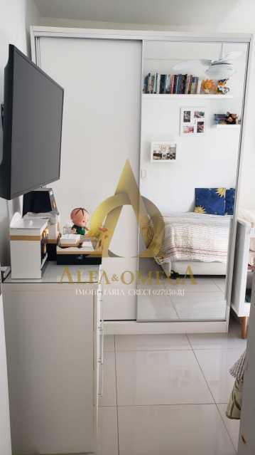 27 - Apartamento Rua Oswaldo Lussac,Taquara,Rio de Janeiro,RJ À Venda,2 Quartos,59m² - AOJ20118 - 15