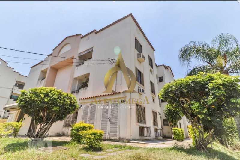 28 - Apartamento Rua Oswaldo Lussac,Taquara,Rio de Janeiro,RJ À Venda,2 Quartos,59m² - AOJ20118 - 30