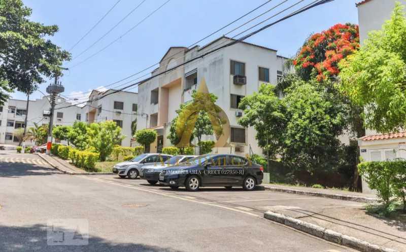 29 - Apartamento Rua Oswaldo Lussac,Taquara,Rio de Janeiro,RJ À Venda,2 Quartos,59m² - AOJ20118 - 31