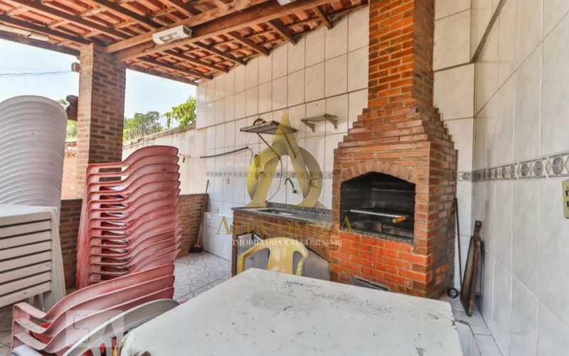 30 - Apartamento Rua Oswaldo Lussac,Taquara,Rio de Janeiro,RJ À Venda,2 Quartos,59m² - AOJ20118 - 29