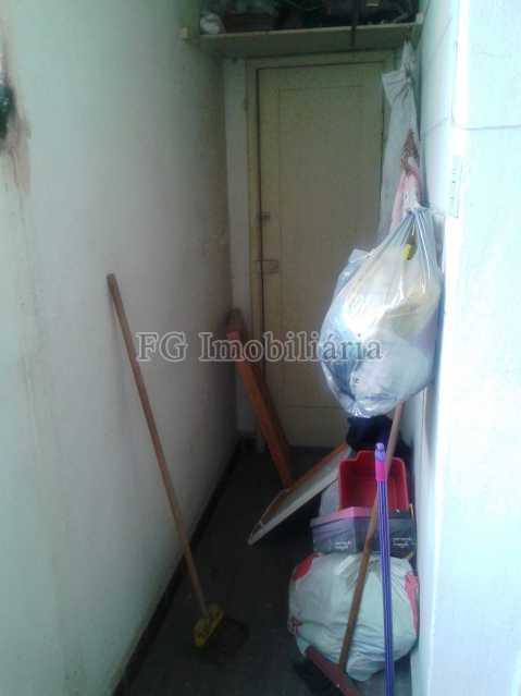 21 - Apartamento À Venda - Cachambi - Rio de Janeiro - RJ - 125601 - 22