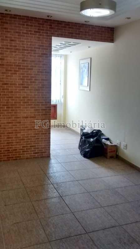1 - Apartamento À Venda - Cachambi - Rio de Janeiro - RJ - CAAP20019 - 1