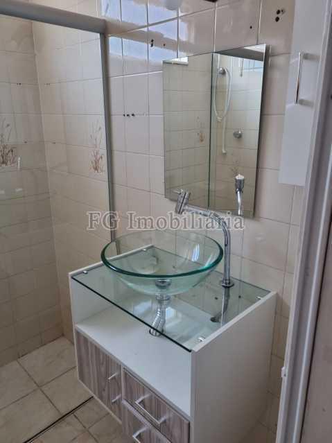 11 - Apartamento 2 quartos à venda Méier, NORTE,Rio de Janeiro - R$ 195.000 - CAAP20021 - 12