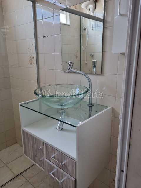 14 - Apartamento 2 quartos à venda Méier, NORTE,Rio de Janeiro - R$ 195.000 - CAAP20021 - 15