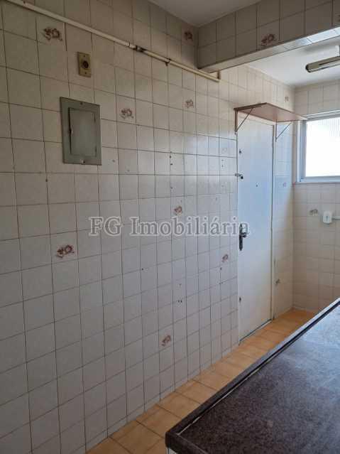 15 - Apartamento 2 quartos à venda Méier, NORTE,Rio de Janeiro - R$ 195.000 - CAAP20021 - 16