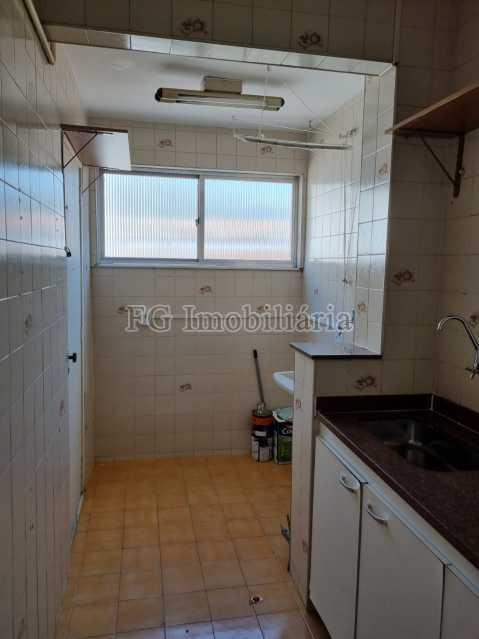 16 - Apartamento 2 quartos à venda Méier, NORTE,Rio de Janeiro - R$ 195.000 - CAAP20021 - 17