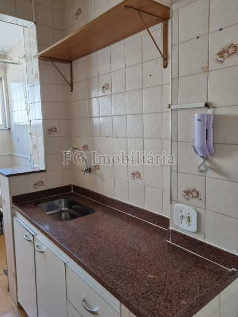 18 - Apartamento 2 quartos à venda Méier, NORTE,Rio de Janeiro - R$ 195.000 - CAAP20021 - 19