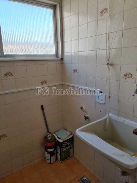 19 - Apartamento 2 quartos à venda Méier, NORTE,Rio de Janeiro - R$ 195.000 - CAAP20021 - 20