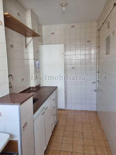 20 - Apartamento 2 quartos à venda Méier, NORTE,Rio de Janeiro - R$ 195.000 - CAAP20021 - 21