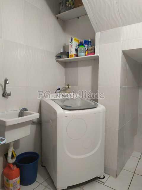 18 - Apartamento 3 quartos à venda Cachambi, NORTE,Rio de Janeiro - R$ 320.000 - CAAP30010 - 19