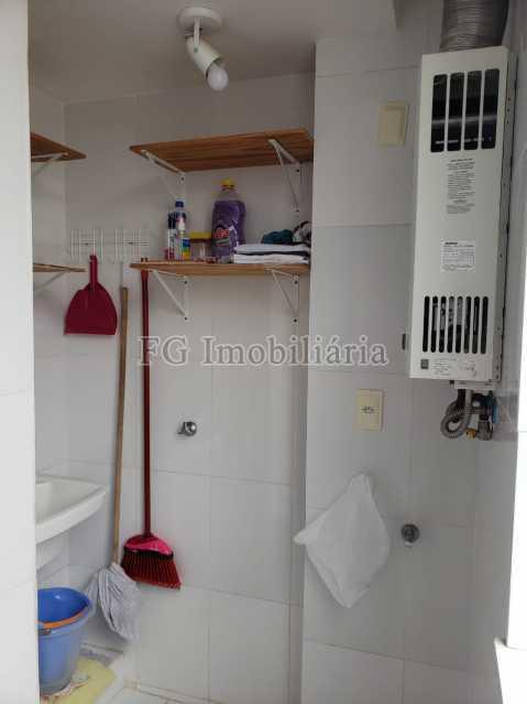 21 - APARTAMENTO ENGENHO DE DENTRO - CAAP20121 - 22