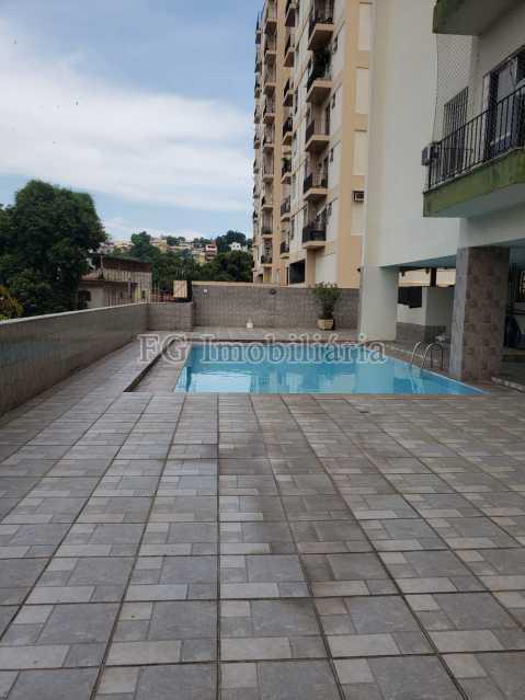 24 - APARTAMENTO ENGENHO DE DENTRO - CAAP20121 - 25