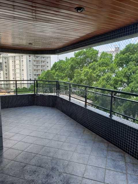 4 - Apartamento à venda Rua dos Carijós,Méier, NORTE,Rio de Janeiro - R$ 679.000 - CAAP30074 - 5