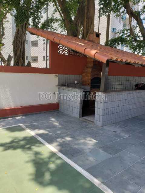 28 - Apartamento à venda Rua dos Carijós,Méier, NORTE,Rio de Janeiro - R$ 679.000 - CAAP30074 - 29