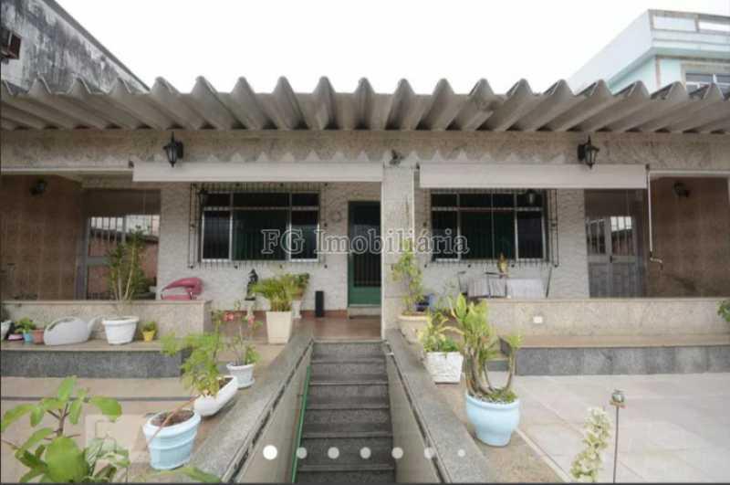 1 - Casa 4 quartos à venda Taquara, Rio de Janeiro - R$ 700.000 - CACA40016 - 1