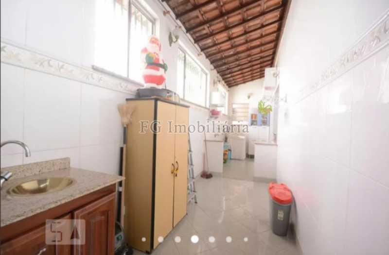 22 - Casa 4 quartos à venda Taquara, Rio de Janeiro - R$ 700.000 - CACA40016 - 23