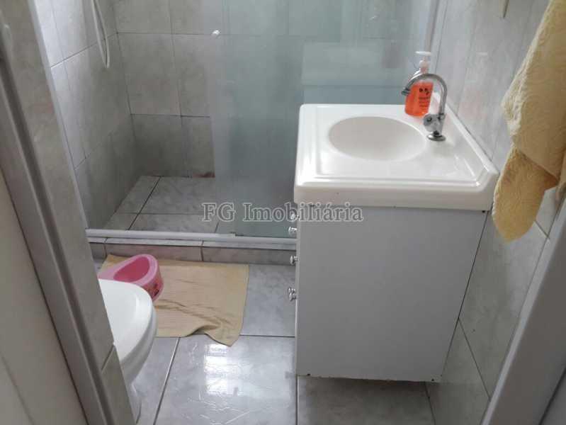 13 - Casa de Vila 2 quartos à venda Cachambi, NORTE,Rio de Janeiro - R$ 350.000 - CACV20012 - 14