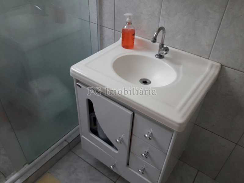 16 - Casa de Vila 2 quartos à venda Cachambi, NORTE,Rio de Janeiro - R$ 350.000 - CACV20012 - 17