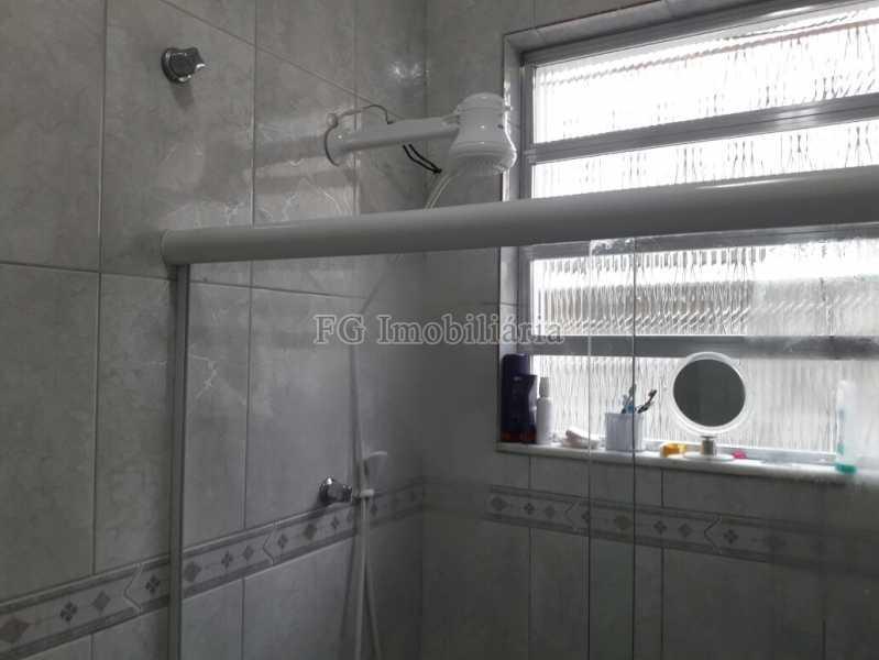 18 - Casa de Vila 2 quartos à venda Cachambi, NORTE,Rio de Janeiro - R$ 350.000 - CACV20012 - 19