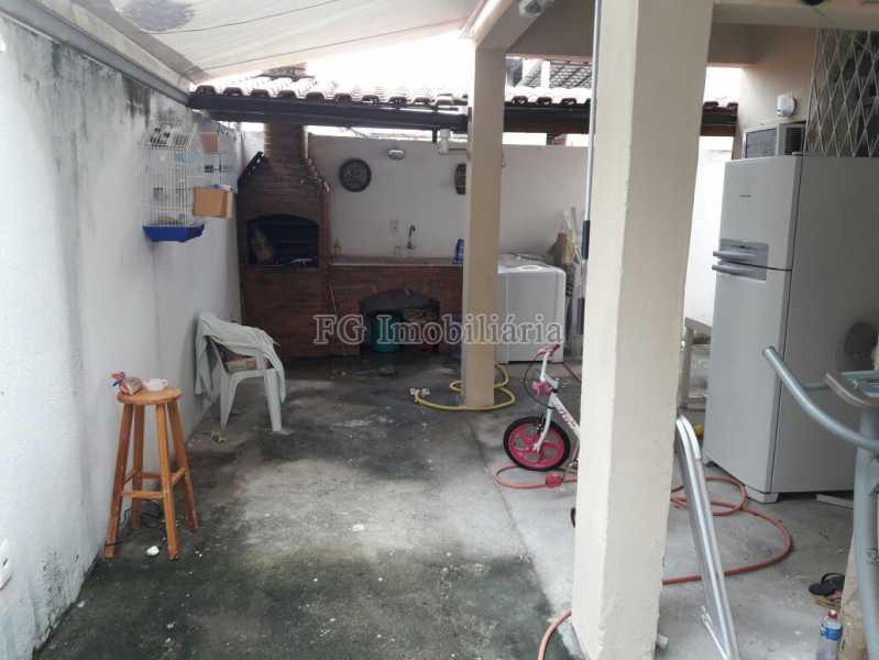 29 - Casa de Vila 2 quartos à venda Cachambi, NORTE,Rio de Janeiro - R$ 350.000 - CACV20012 - 30