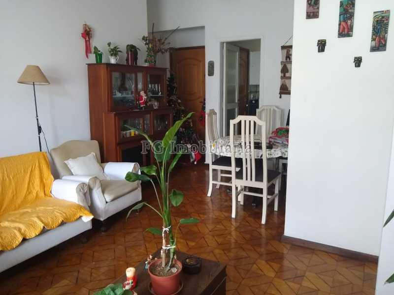 1 - Apartamento 2 quartos à venda Copacabana, SUL,Rio de Janeiro - R$ 1.000.000 - CAAP20224 - 1