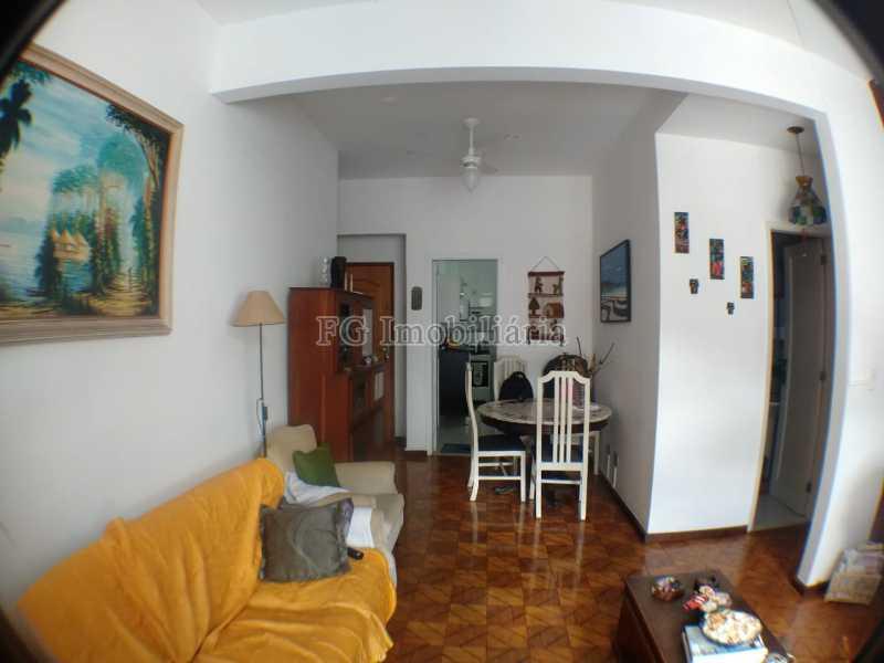 2 - Apartamento 2 quartos à venda Copacabana, SUL,Rio de Janeiro - R$ 1.000.000 - CAAP20224 - 3