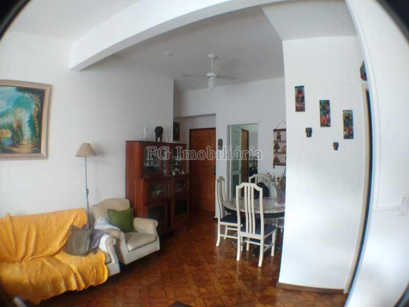 4 - Apartamento 2 quartos à venda Copacabana, SUL,Rio de Janeiro - R$ 1.000.000 - CAAP20224 - 5
