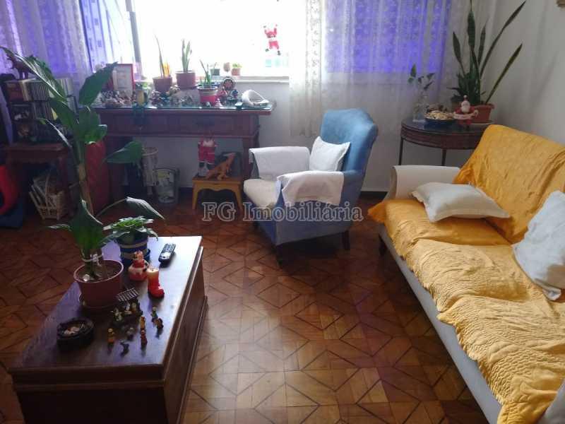 5 - Apartamento 2 quartos à venda Copacabana, SUL,Rio de Janeiro - R$ 1.000.000 - CAAP20224 - 6