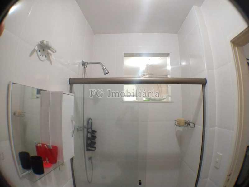 10 - Apartamento 2 quartos à venda Copacabana, SUL,Rio de Janeiro - R$ 1.000.000 - CAAP20224 - 11
