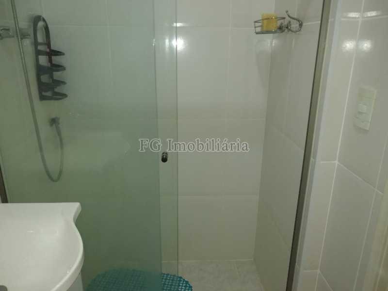 11 - Apartamento 2 quartos à venda Copacabana, SUL,Rio de Janeiro - R$ 1.000.000 - CAAP20224 - 12