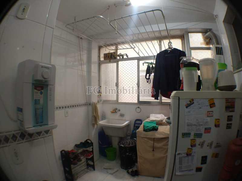 15 - Apartamento 2 quartos à venda Copacabana, SUL,Rio de Janeiro - R$ 1.000.000 - CAAP20224 - 16