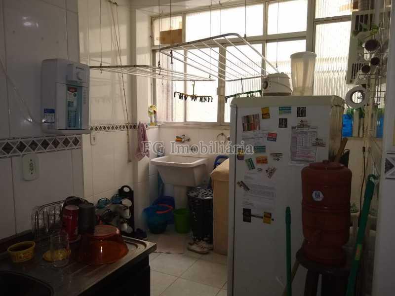 16 - Apartamento 2 quartos à venda Copacabana, SUL,Rio de Janeiro - R$ 1.000.000 - CAAP20224 - 17