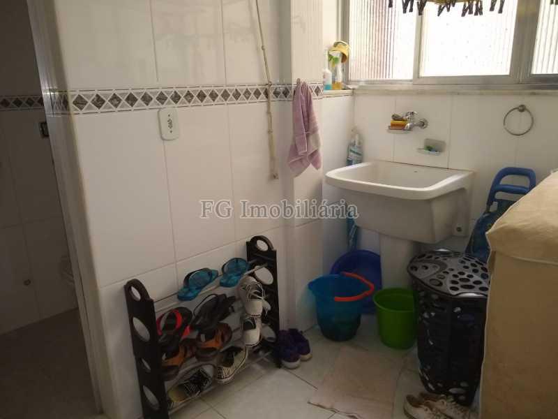 17 - Apartamento 2 quartos à venda Copacabana, SUL,Rio de Janeiro - R$ 1.000.000 - CAAP20224 - 18